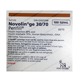Novolin GE 30/70 Cartridge