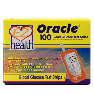 Oracle Test Strips