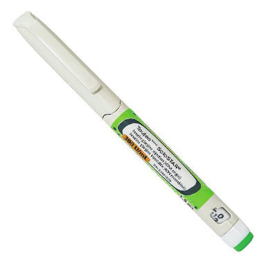 Toujeo Solostar Prefilled Pens Pack of 5