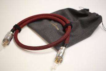 "AC ""HIGHEND POWER"" SILVER SHADOW POWER CABLE BUY ONLINE LAMPIZATOR SHOP"