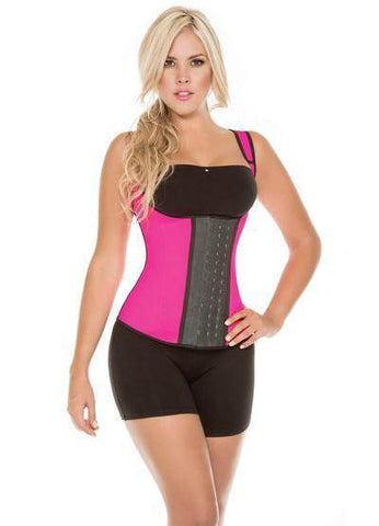 Latex Vest Cincher