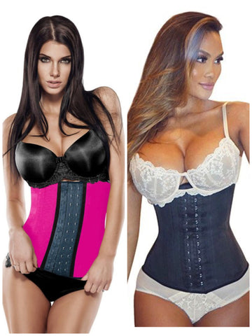 Long Sport Cincher/Long Latex Cincher Bundle - Bombshell Curves