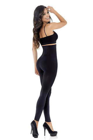 High Waist Leggings - Bombshell Curves