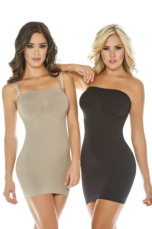 Seamless Molding Dress - Bombshell Curves