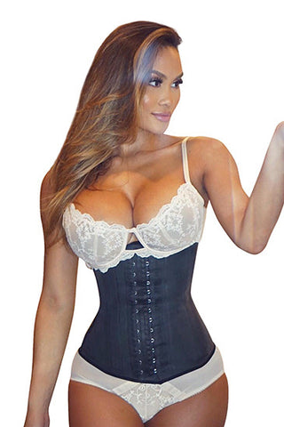 latex waist cincher