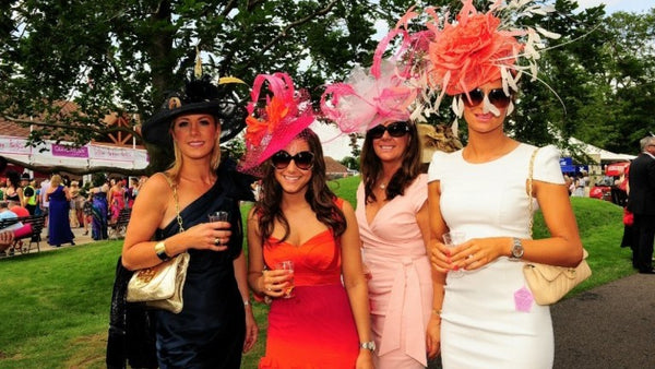 Picnic, Champagne and the Newmarket Races