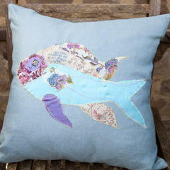 silk-fish-cushion