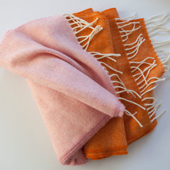 pink-orange-merino-herringbone-scarves-tripster