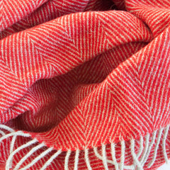 cherry_red_wool_throw