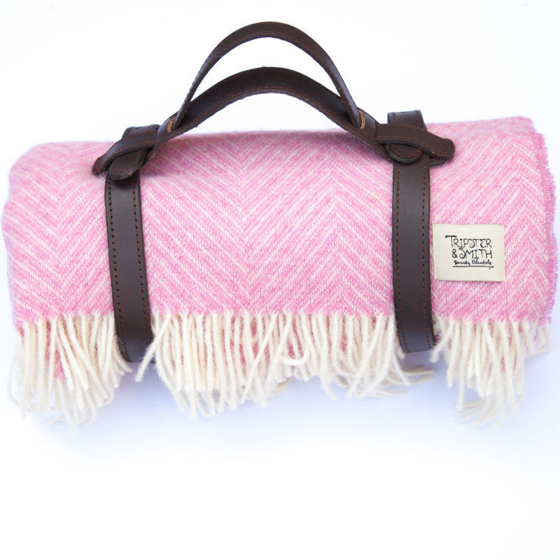 pinkster-picnic-blanket-and-carrier-strap