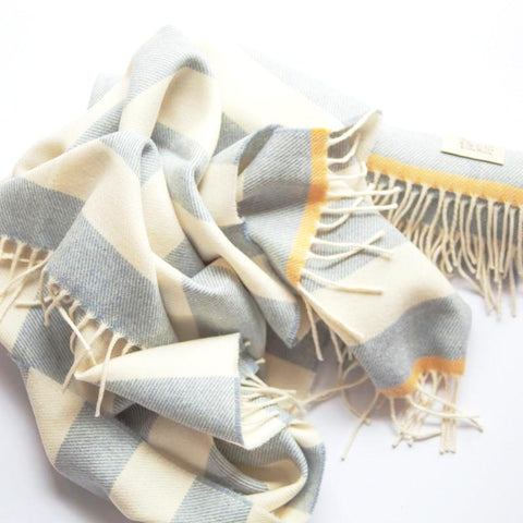 The Cashmere Wrap (Baby Blue)