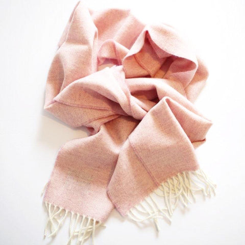 The Cashmere Wrap (Blush)