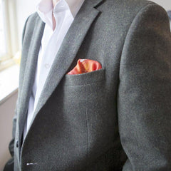 orange-silk-hankerchief