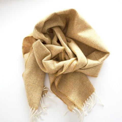 english-mustard-merino-scarf