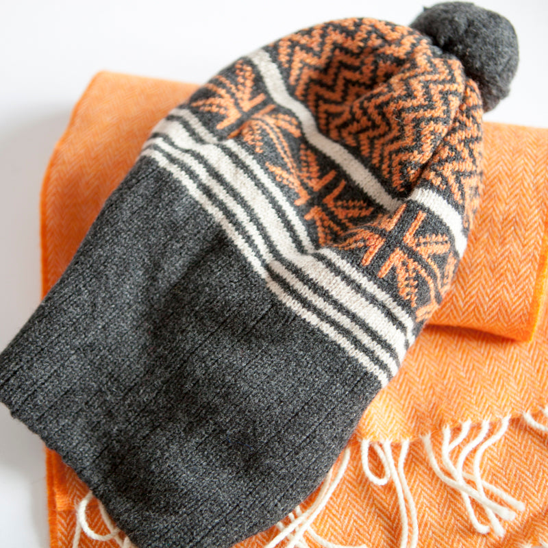 orange-charcoal-wool-hat