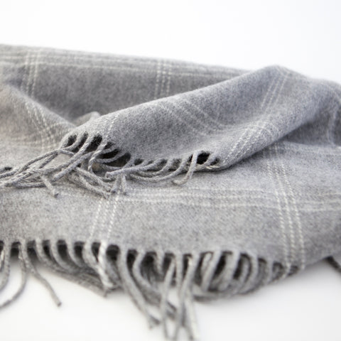 The Merino Scarf (Ginger Beer)