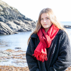 red-cashmere-scarf