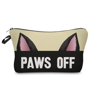 Trousse de maquillage - Paws Off