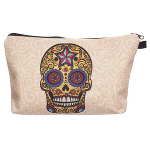 Trousse de maquillage - Skull