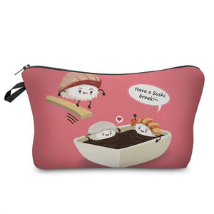 Trousse de maquillage - Sushi