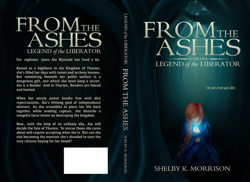 From the Ashes by Shelby Morrison