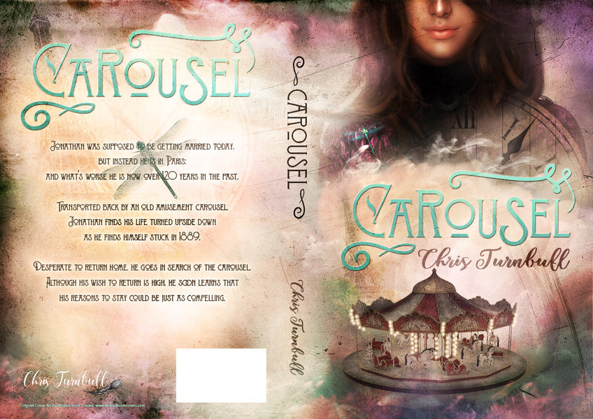 Cover Reveal for Chris Turnbull's Carousel