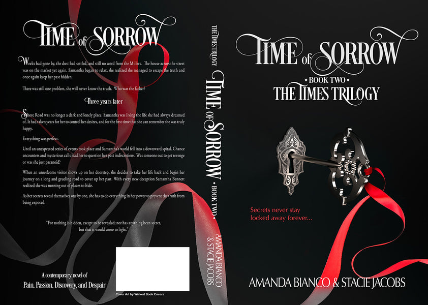 """Time of Sorrow"" Cover Reveal"