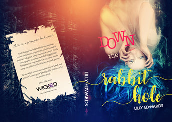 Premade Book Cover: