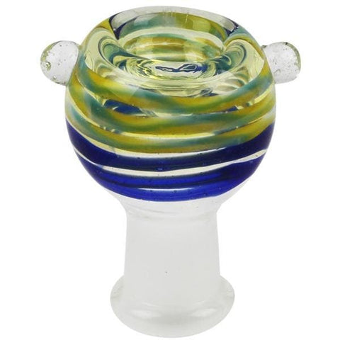14mm Female Replacement Bong Bowl (Thick Glass Bowls) - Unbranded - 2 - Accessory