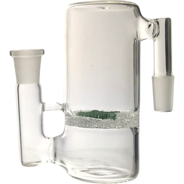 Frit Disc Percolator Ash Catcher 14mm to Bong Accessory - Unbranded