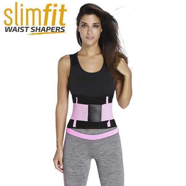 Fitness Gears SlimFit Waist Shaper - Instant Slimming and Back Support