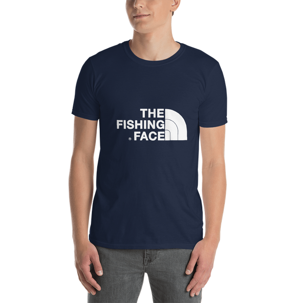 The Fishing Face Unisex T-Shirt