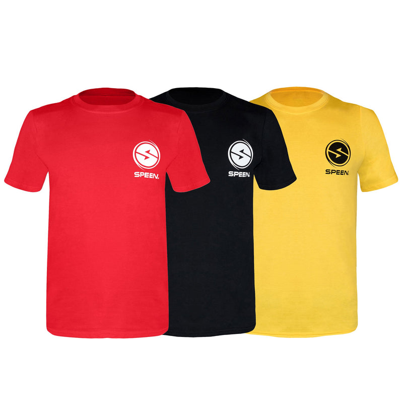 Lot De 3 T-shirts Logo SPEEN
