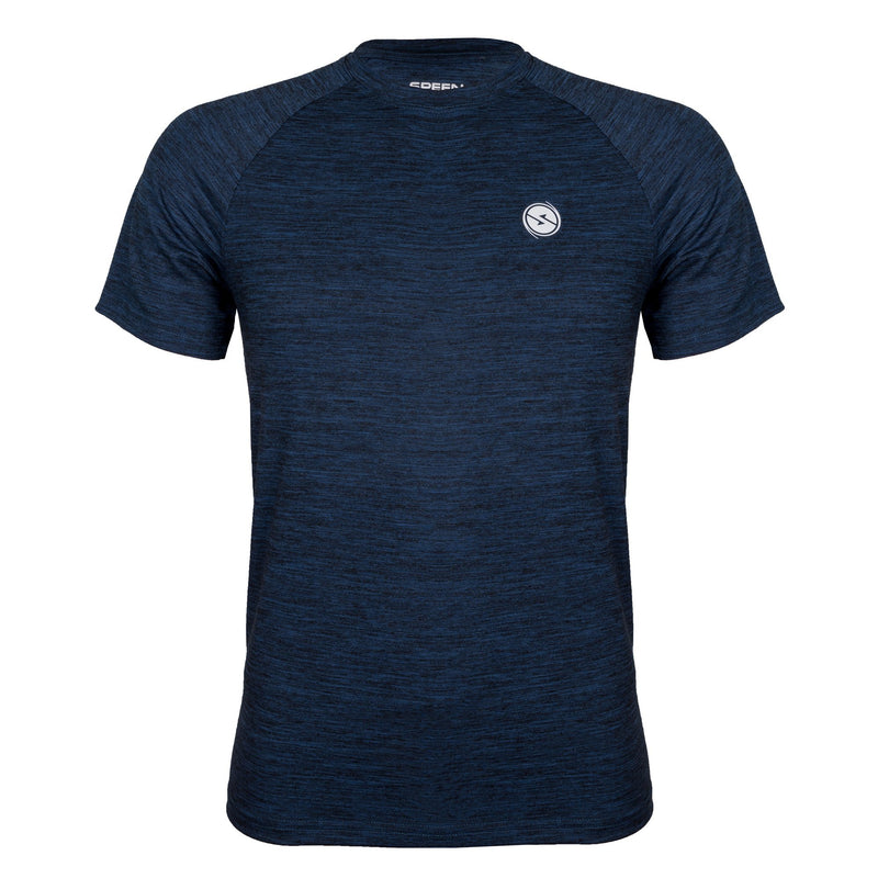 T-shirts - T-shirt Performance BLEU NOIR