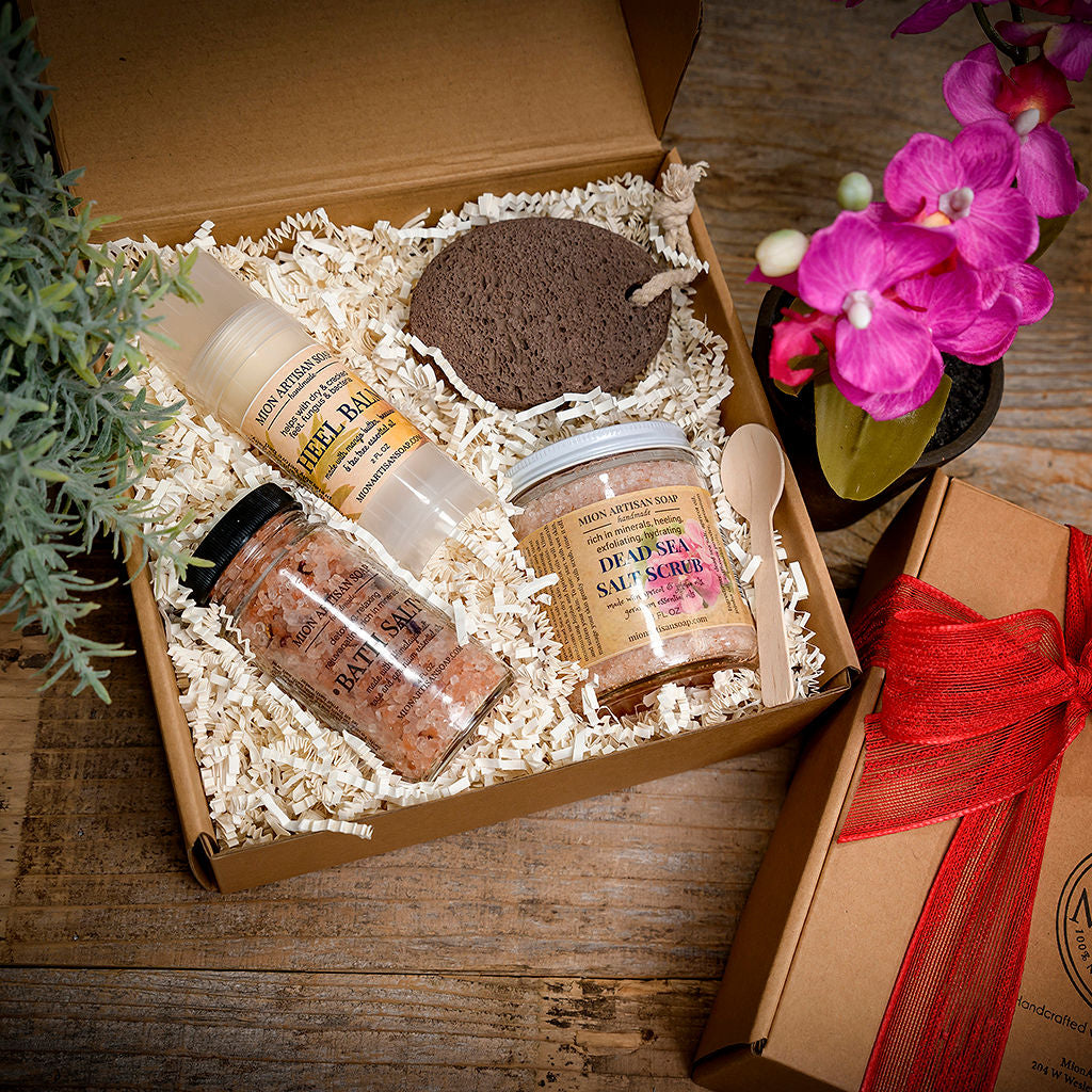Gift Box - Pamper Your Feet