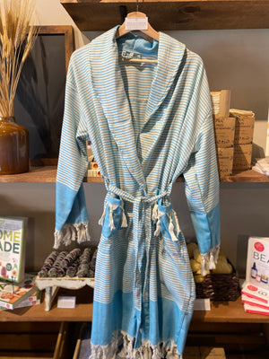 Turkish Towel Robe (MD)