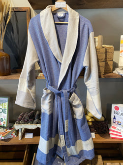 Turkish Towel Robe MD