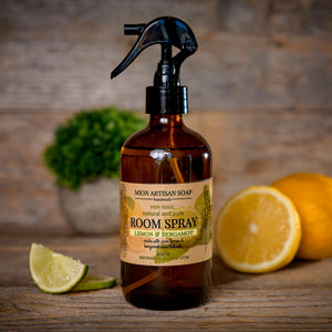 Room Spray (Lemon & Bergamot)