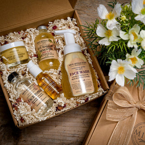 Gift Box - Luxurious Face Care