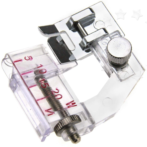 Adjustable Bias Presser Foot