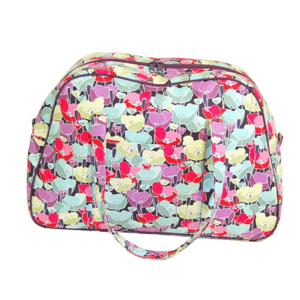 Poppies Aplenty Sewing Machine Bag (655KB)