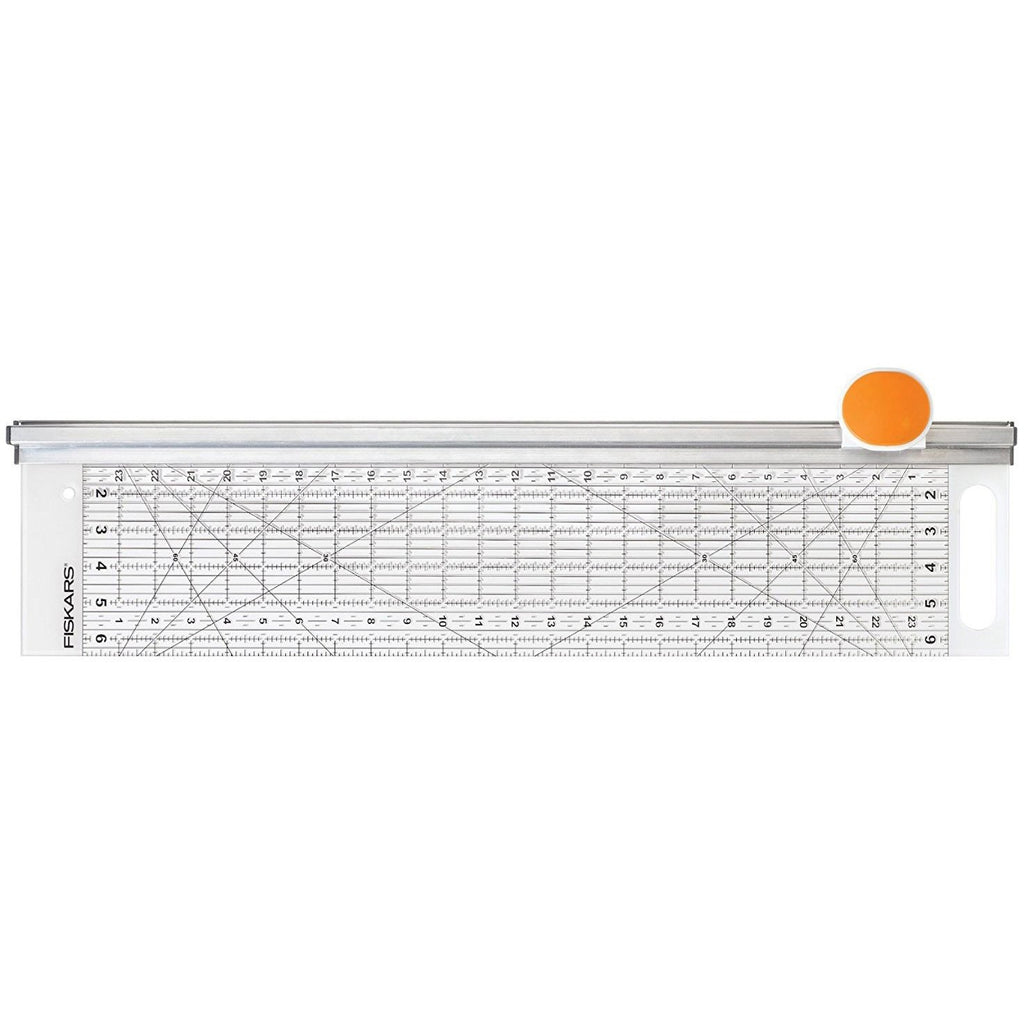 Fiskars Combo Long Cutter & Ruler