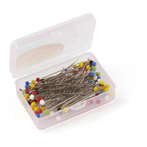 40mm Glass Head Pins