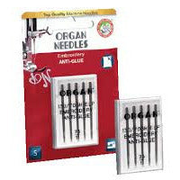 Anti Glue Embroidery Needles