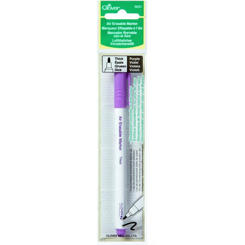 Clover Air/Water Erasable Marker.
