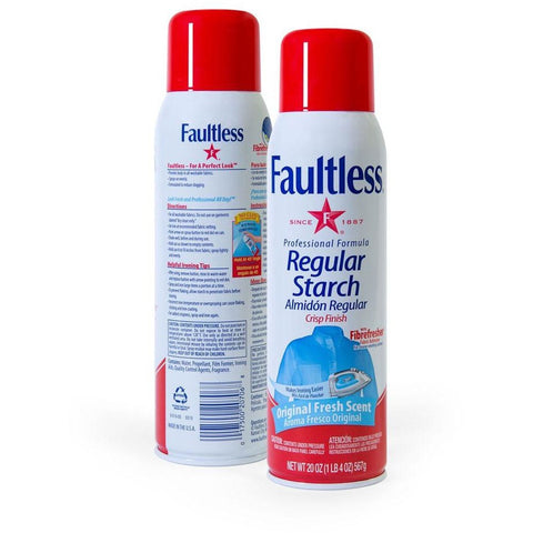 Faultless® Regular Starch - Original Fresh Scent