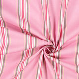 Portofino Stripes in Pink