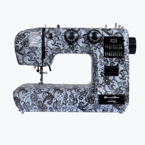 Eastman Tailor Blue Lace Sewing Machine