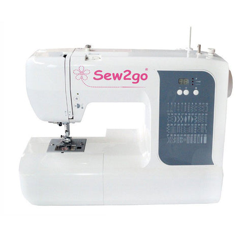 Sew2go Branded 48st Computerised Sewing Machine