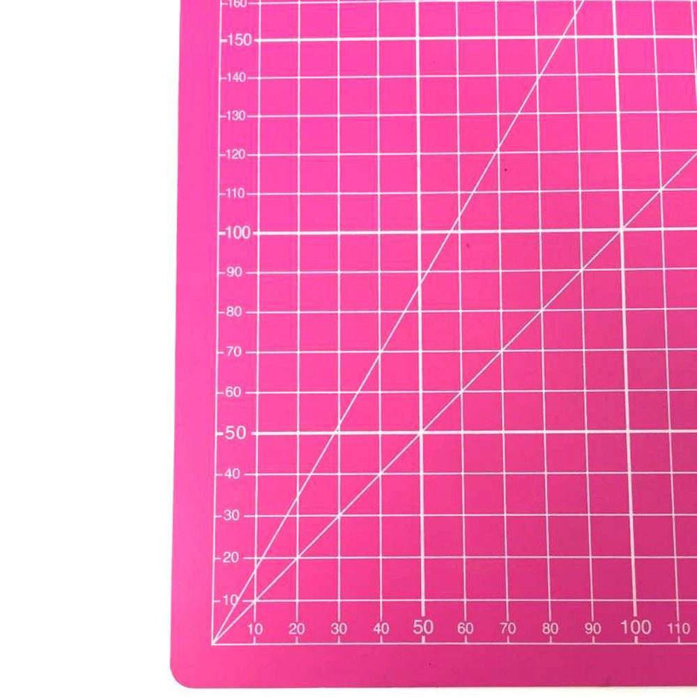 Pink Self-healing Cutting Mat (A2)